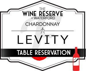 Table Reservation - Bottle Levity Chardonnay